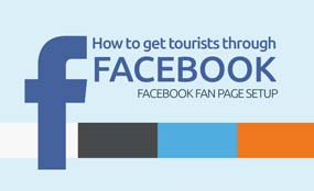 How to get tourists through Facebook