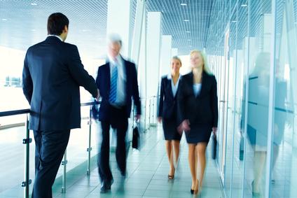 Networking helps sales