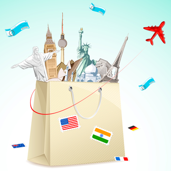 Create travel tours and packages
