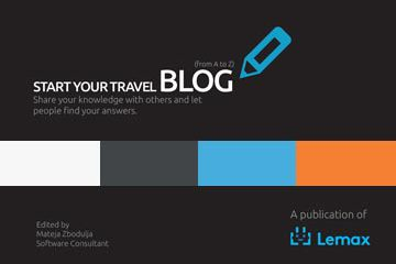 Free ebook download: Start your travel blog