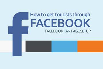 Free ebook download: How to get tourists through Facebook?
