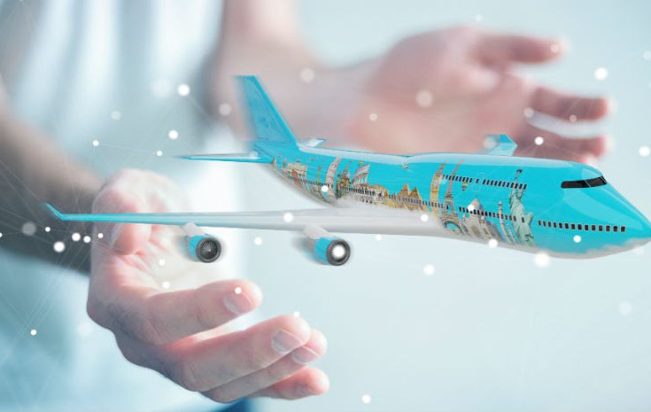 Sell flight tickets more efficiently with a Lemax-integrated flight booking system