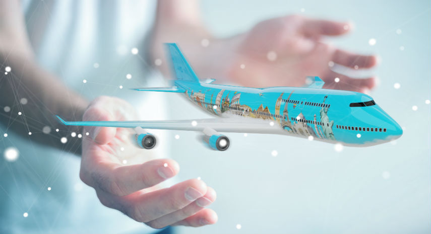 Flight booking software for travel agency