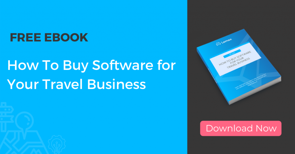 Free eBook: How to buy software for your travel business