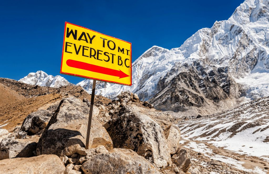 Mount Everest base camp: new travel trends in 2021 by Lemax Blog