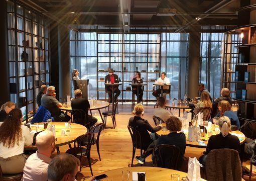 Lemax business meetup in Reykjavik