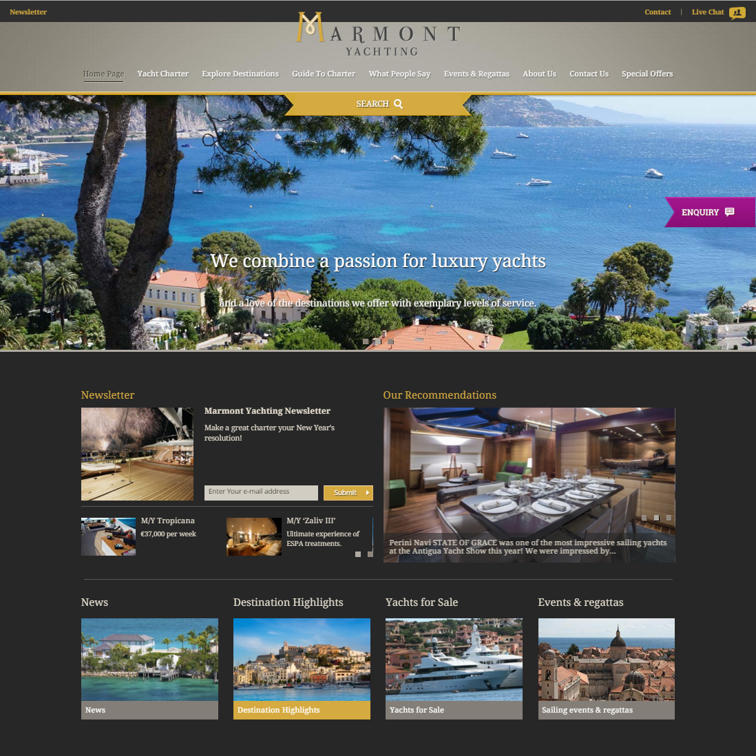 Marmont Yachting